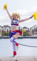 Juliet Starling - Lollipop Chainsaw by Paper-Cube
