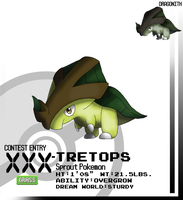 Contest Entry: Tretops by Dragonith
