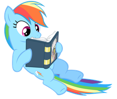 Egghead Rainbow Dash by Julien12826
