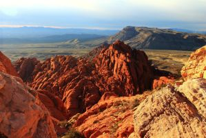 Stock: Calico Hills by Celem