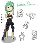Lyana Dracor by TheGreatWarrior