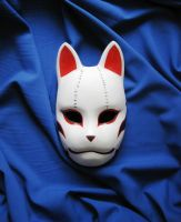 ANBU Mask by Mishutka