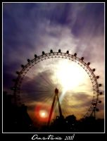 london eye by CiaSalonica
