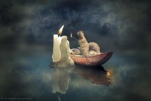 candle by evenliu