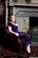 Alexia in the Ashford Palace by Frederica-La-Noir