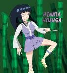 Traditional Ninja: Hinata by queenjazz225