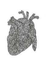 my heart zentangles for you by mel-an-choly