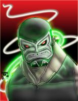 Bane Colors by Smitty-Tut