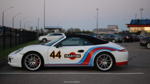 Porsche 991 Carrera 4S Cabriolet by ShadowPhotography
