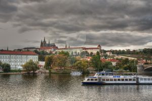 Prague Castle by VTAL
