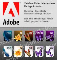 Adobe Neue Icons by nokari
