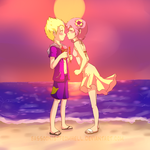 Surprise on the Beach by BassoonistfromHell