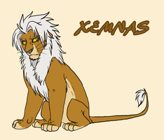 Xemnas by Salvinia