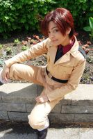 Hetalia Cosplay - South Italy by Glay