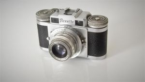 Braun Paxette by dhc72