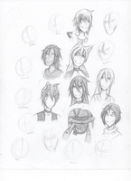 Dafter Story Headshots (WIP) by PockyBloo