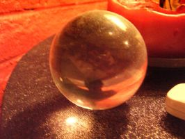 crystal ball2 by gothfiend-stock