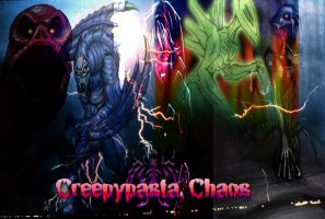 Creepypasta Chaos Artwork 2 by Stormtali