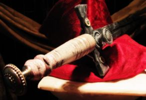 Costume Weapons and Decorative Pieces by BadLukArt