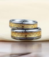 Tungsten Couple Rings by lee201206