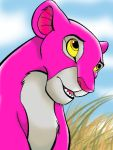 LadyBee lioness by LadyBee-Moy