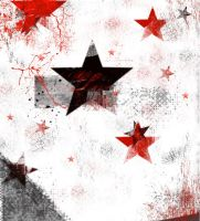 background punk rock stars by exoh