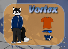 Vortex The Fox Reference Pic by SlateFang