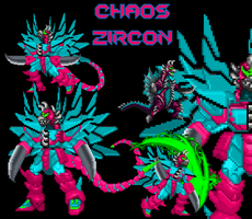 Neo Genesis Exodus - Chaos Zircon Reveal by Burninggodzillalord