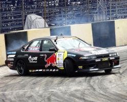 Redbull Drift Team Thailand BMW E36 by sudro