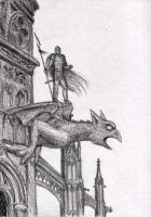 Gargoyle guy by dashinvaine