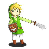 Simple Link by maripexi