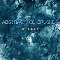 Ice Abstract by adijux