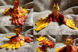 Phoenix Dragon by SonsationalCreations