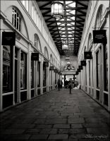 London - Covent Garden by MarieFieve