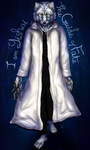 Art by Colonel-Motivation: Yishai, Guide of Fate by AudeS