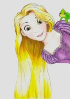Tangled by amzzz123