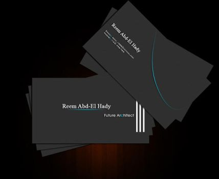 Business Card by shadyonly
