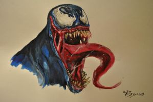 Venom - The Great and Powerful by IvanFedorov