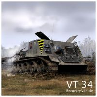 VT-34 Recovery Vehicle by dugazm
