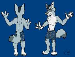 Randy Ref Card by BlackthornPubl