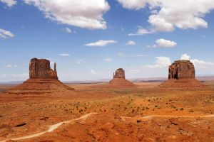 Monument Valley by xLeane