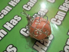 Wire wrapped d20 by lunabellvarga