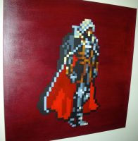 Alucard by PixelArtPaintings