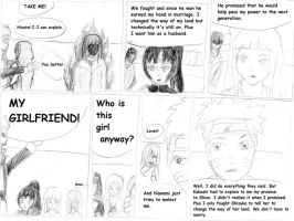 NaruHina: Naruto's past promise. Fight.And lover?2 by tigernose123