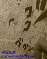 Naruto 393 spoiler pic by Thecmelion