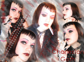 The Charleston Goth by Psy-FeA