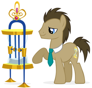 My Little Time Lord by ShelltoonTV