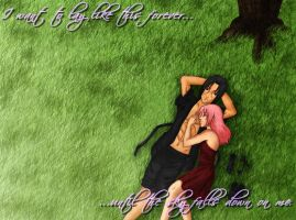 Lay Like This Forever by The-Phisch