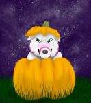 Rei king of the pumpkins - SP by Mspugluver