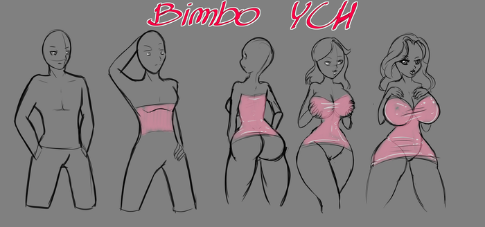 BIMBO TG YCH V2 by Luxianne